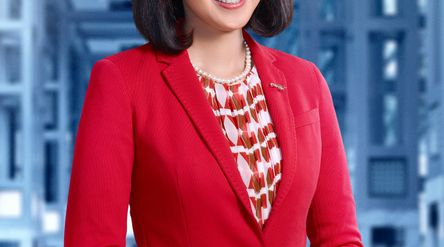 Wakil Direktur PT Bank Mandiri (Persero) Tbk Alexandra Askandar / Perseroan\n