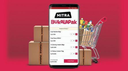 Situs belanja online alias e-commerce unicorn Bukalapak / Bukalapak.com\n