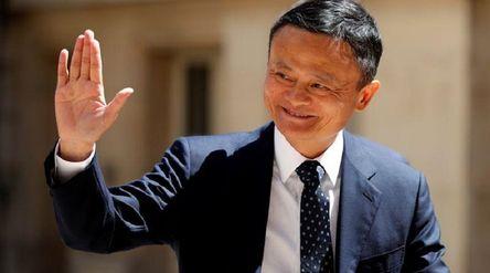 Salah satu konglomerat terkaya Asia, pemilik Alibaba, Jack Ma / Reuters\n