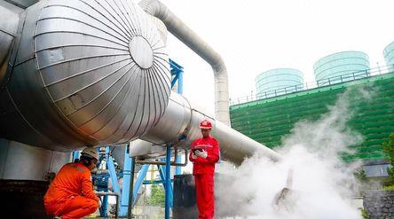 Pembangkit listrik ramah lingkungan dari PLN / Dok. PLN\n
