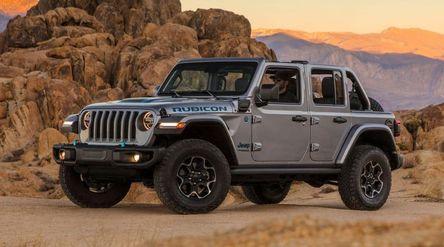 Jeep Wrangler Rubicon /Jeep\n