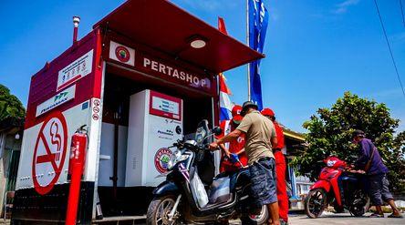 PT Pertamina (Persero) membuka kesempatan bagi masyarakat yang berminat untuk menjadi mitra Pertasho...