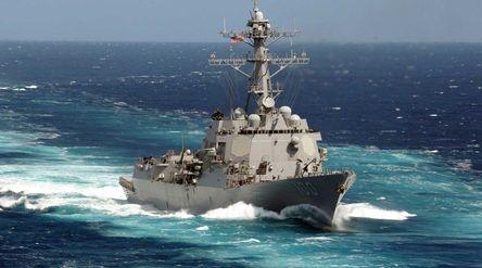 Kapal perang Amerika/US Navy\n
