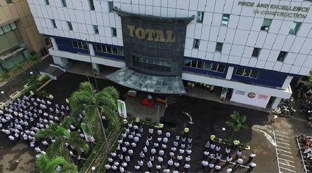 Foto: Total Bangun Persada\n