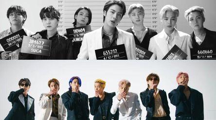 MV lagu BTS berjudul Butter baru saja tayang, langsung cetak rekor baru di YouTube/soompi.com\n