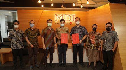 MDI Ventures Pimpin Pendanaan Seri C Untuk Cermati, Kini Jadi Perusahaan Holding /Dok Kementerian BU...