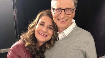 Bill Gates dan Melinda Gates memutuskan bercerai/instagram.com/thisisbillgates\n