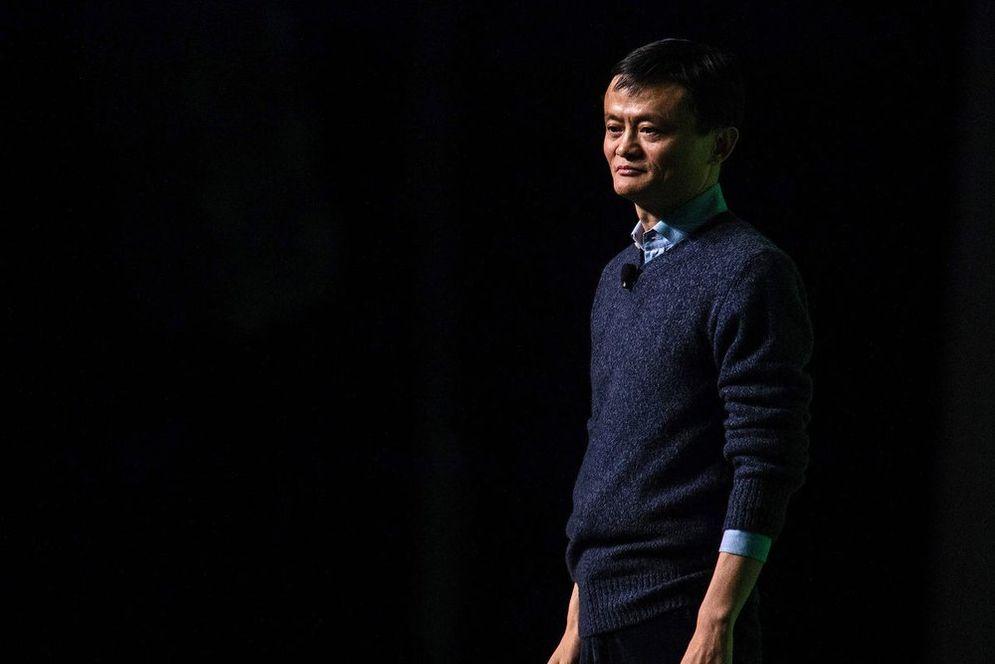 Salah satu konglomerat terkaya Asia, pemilik Alibaba, Jack Ma/financeblvd.com\n