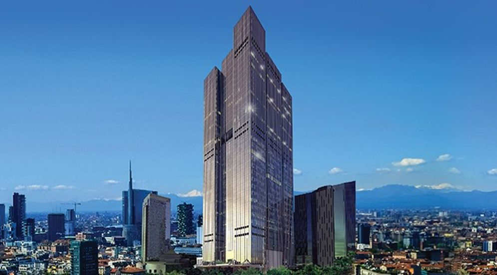 Park Tower milik PT MNC Land Tbk. / Dok. MNC Land\n