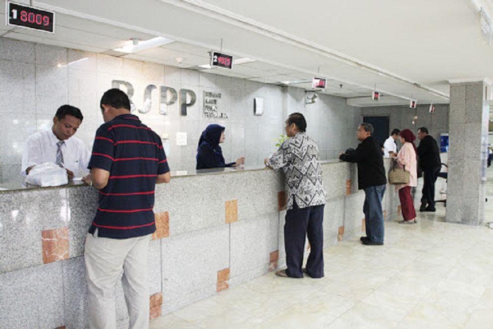 Rumah Sakit Pusat Pertamina. / Rspp.co.id\n