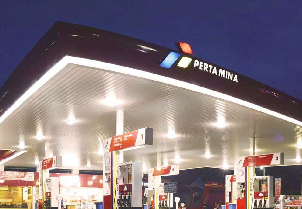 SPBU Pertamina /Foto: pertamina.com\n