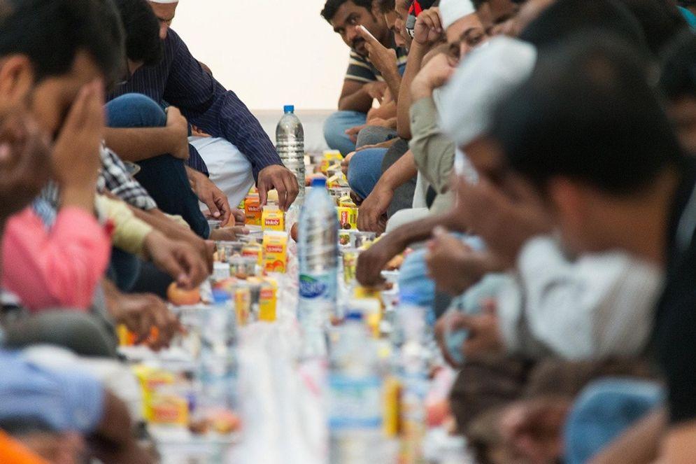 Pemerintah mengimbau untuk tidak menggelar buka puasa bersama selama Ramadan tahun ini. / Pixabay\n
