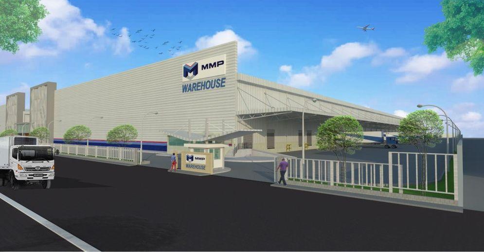 MMP Warehouse milik PT Mega Manunggal Property Tbk. / Dok. PT Mega Manunggal Property Tbk\n