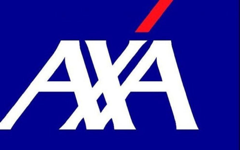 Logo AXA / Sumber: AXA.co.id\n