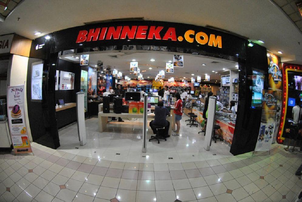 Toko milik Bhinneka.com / Facebook @bhinnekacom\n