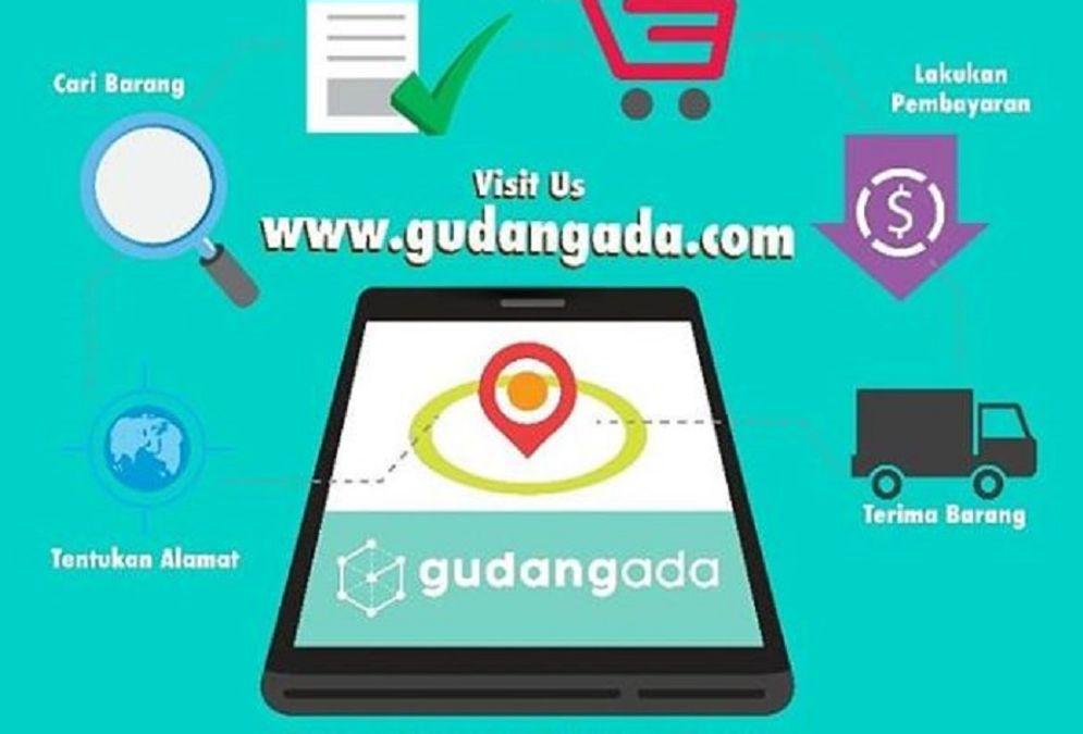GudangAda adalah perusahaan rintisan marketplace barang kebutuhan sehari-hari. / Instagram @gudangadacom\n