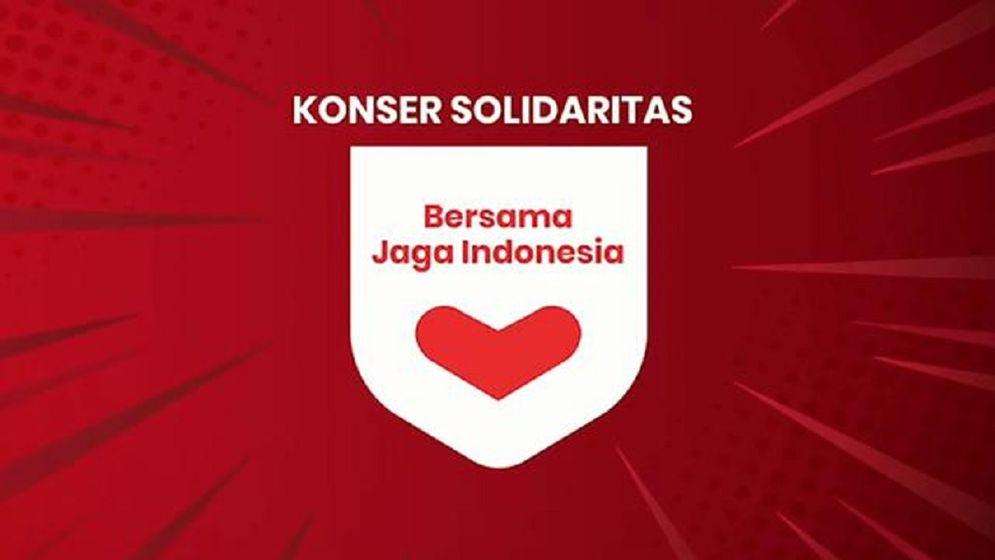 Konser Solidaritas Bersama Jaga Indonesia. / Istimewa\n