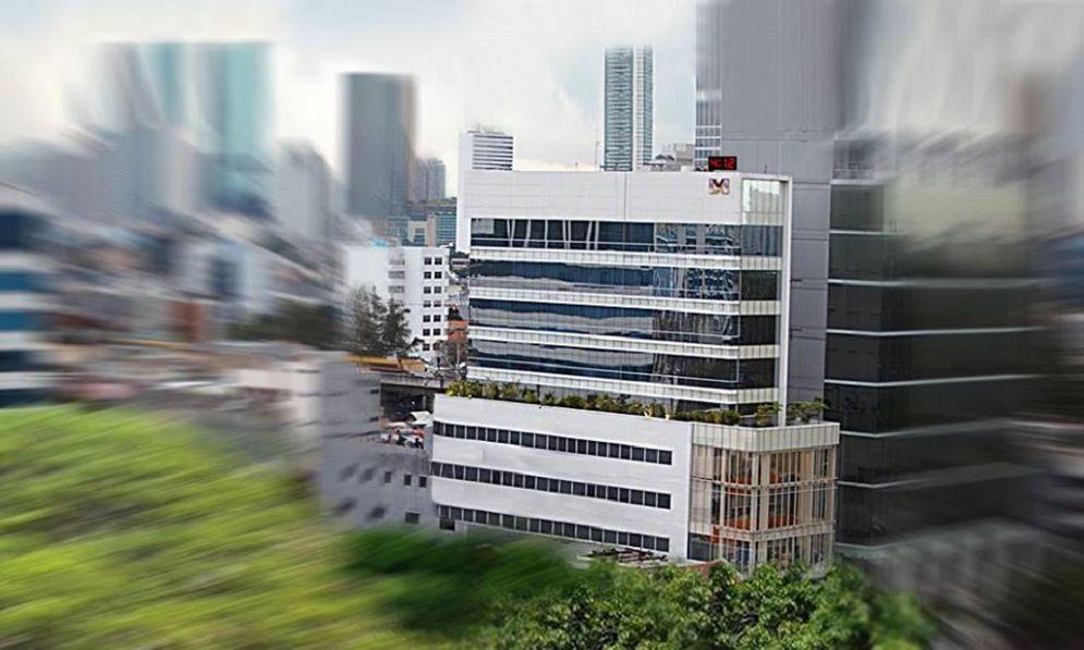 Gedung Mandala Finance. / Facebook @MandalamultiFinance.id\n