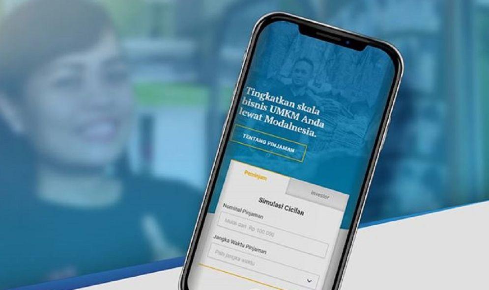 Fintech Modal Rakyat. / Facebook @modalrakyatid\n