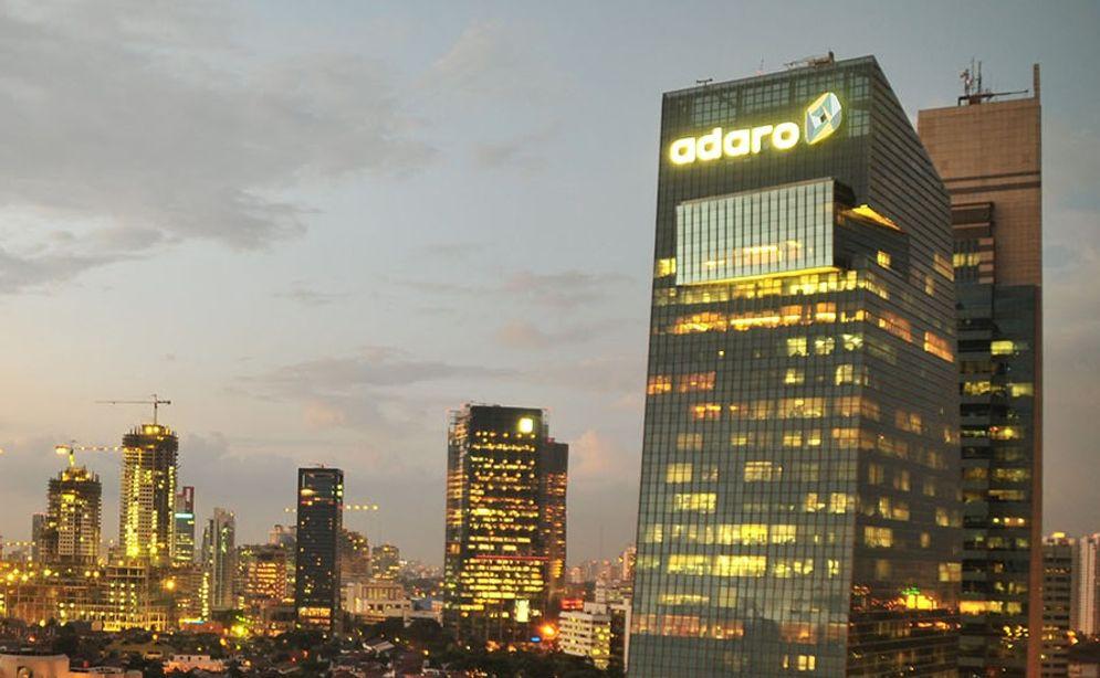 Gedung Adaro Energy. / Adaro.com\n