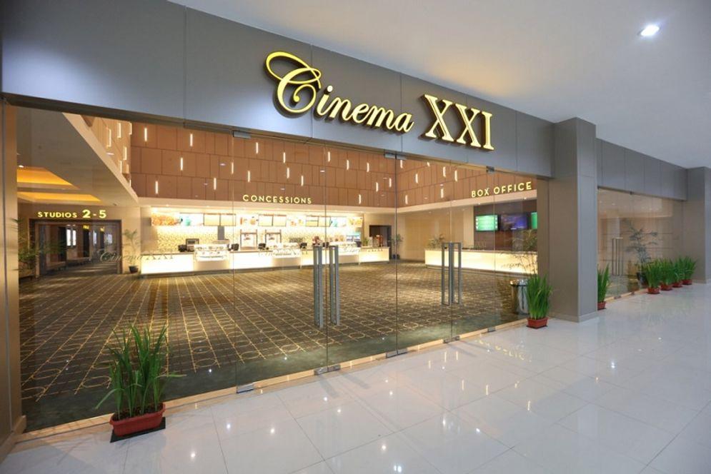 Bioskop Cinema XXI dan 21 Cineplex. / 21cineplex.com\n
