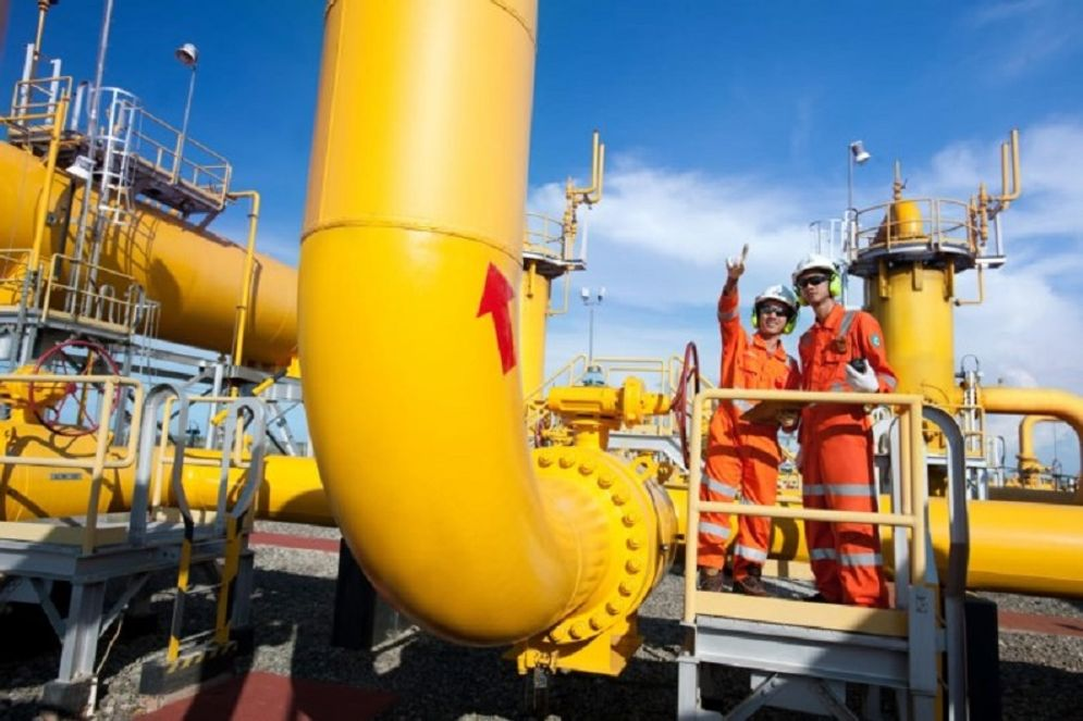 Pipa gas milik PT Perusahaan Gas Negara Tbk. atau PGN. / Pgn.co.id\n