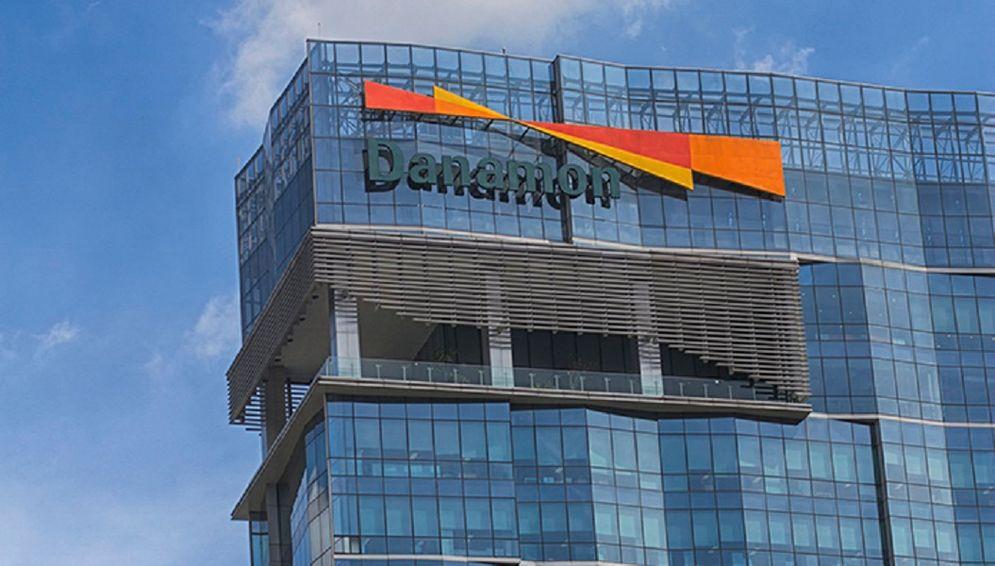 Gedung Bank Danamon. / Danamon.co.id\n