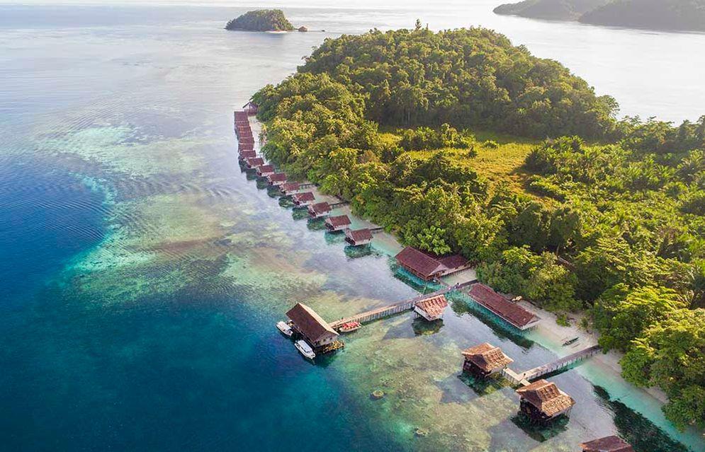 Raja Ampat/foto: Papua Paradise\n