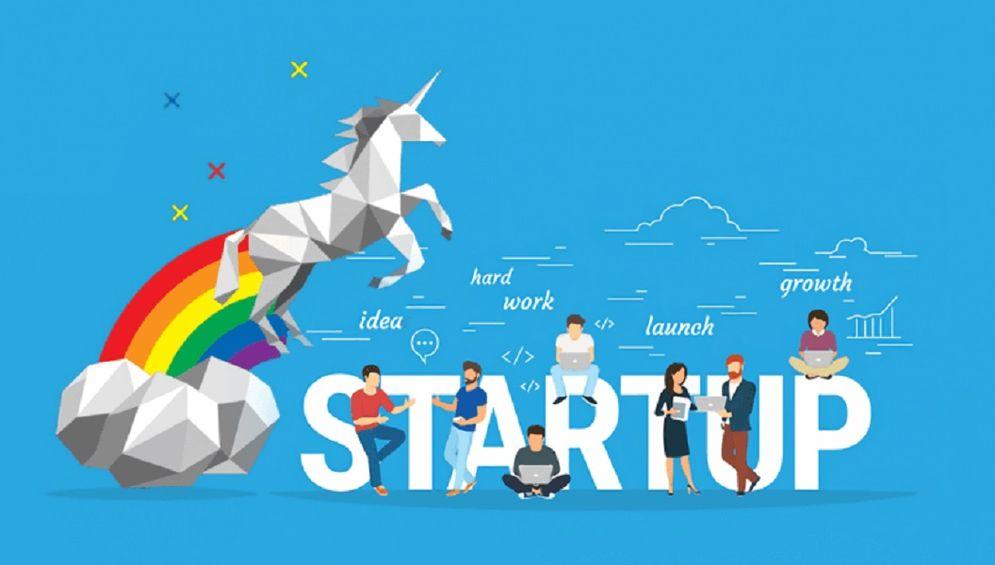 Ilustrasi startup terbesar di dunia 2020 / Istimewa\n