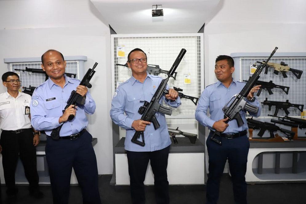 Menteri Kelautan dan Perikanan (KKP) Edhi Prabowo / Dok. KKP\n