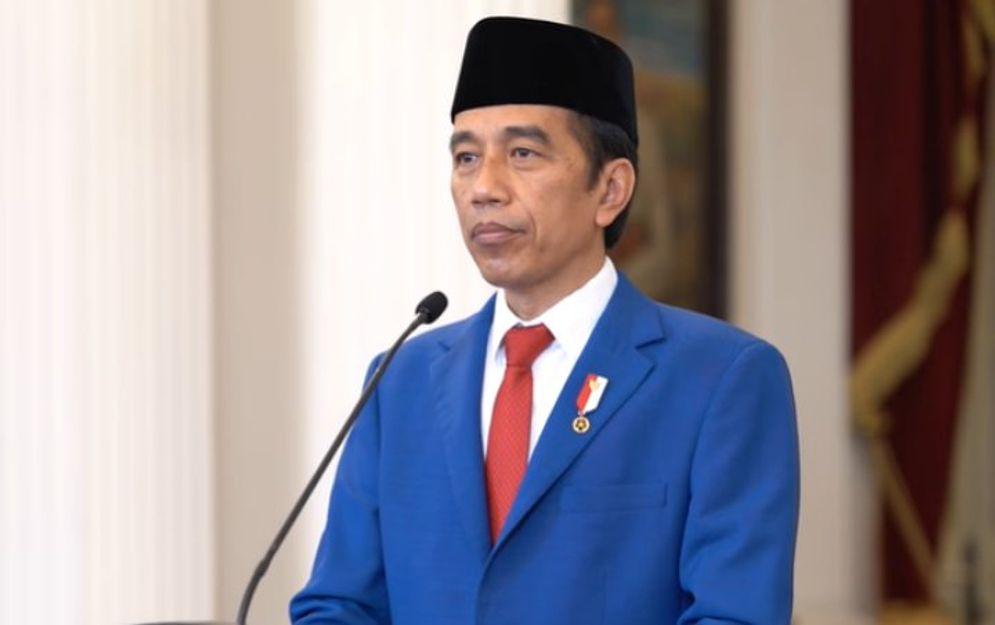 Presiden Jokowi /Youtube\n