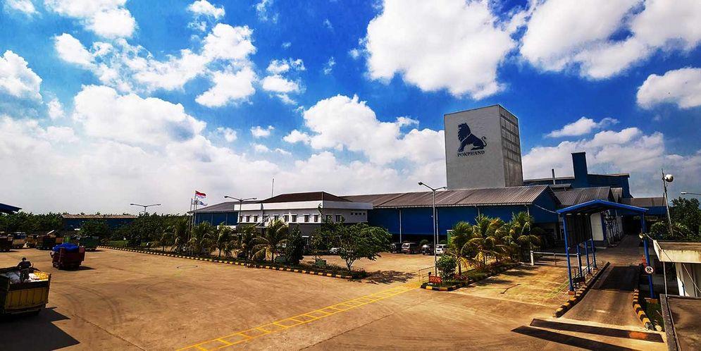 Pabrik emiten pakan ternak PT Charoen Pokphand Indonesia Tbk (CPIN) / Dok. Perseroan\n