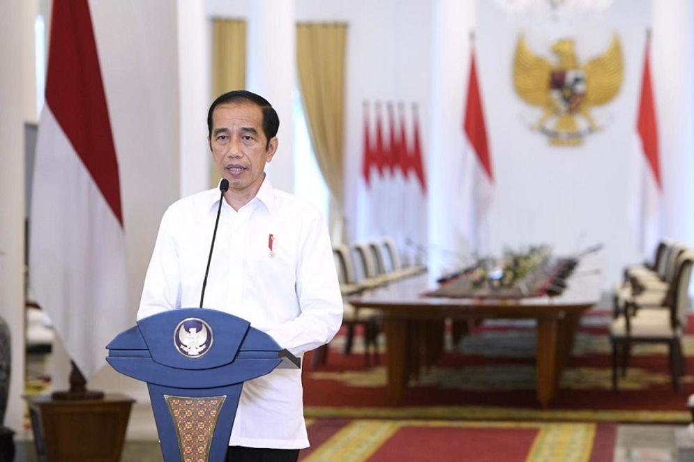 Presiden Joko Widodo  / Setneg.go.id\n