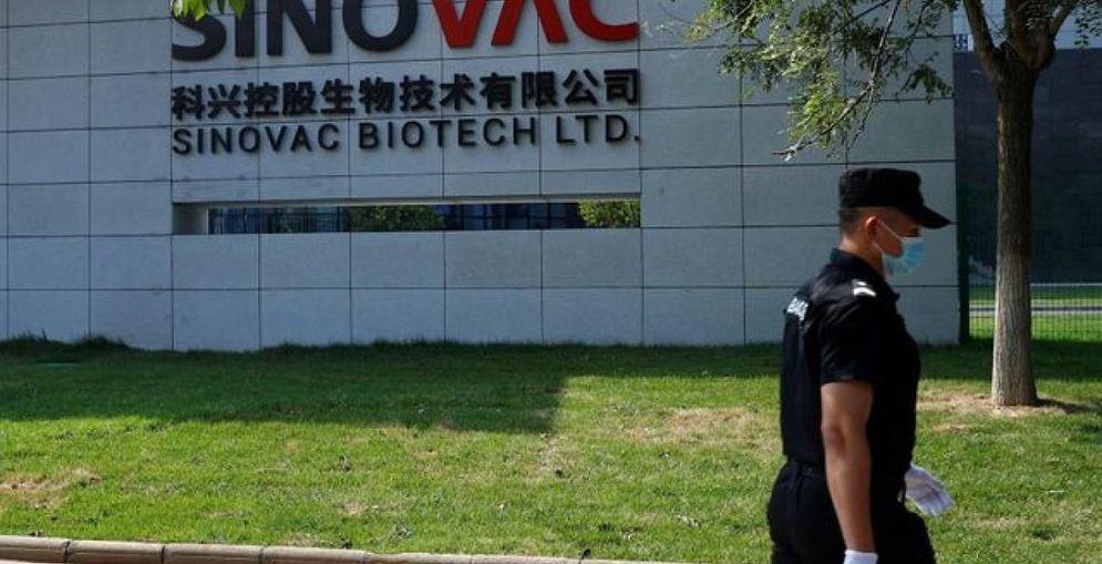 Sinovac produsen vaksin corona dari China / Reuters\n