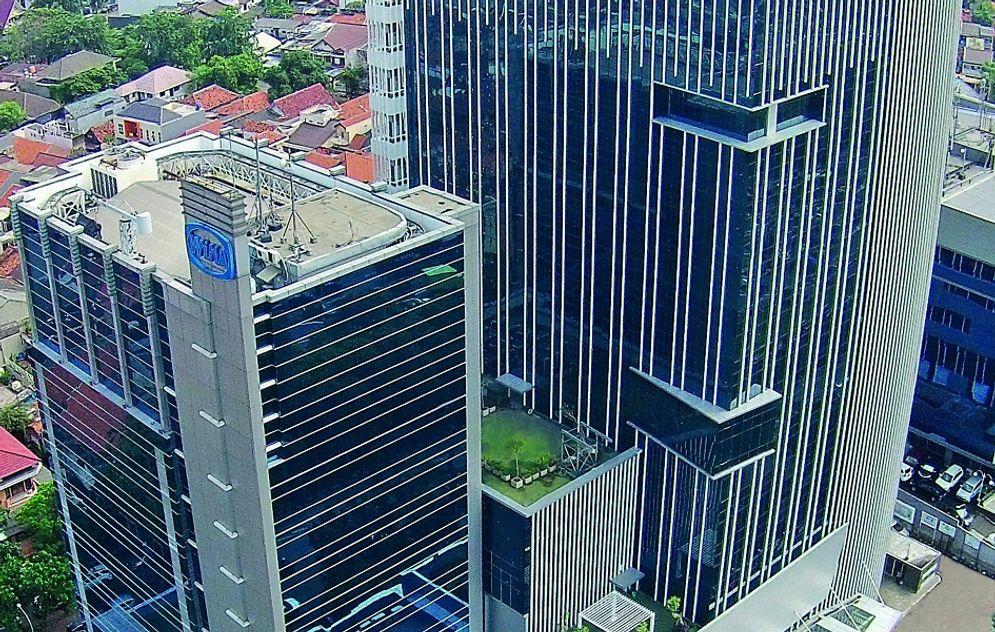 Gedung PT Wijaya Karya (Persero) Tbk (WIKA) / Wika.co.id \n