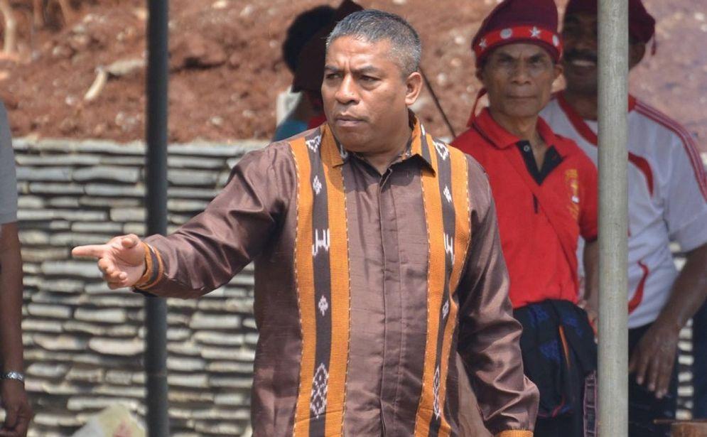 Koordinator Indonesia Financial Watch Abraham Runga Mali / Dok. Abraham Runga Mali\n
