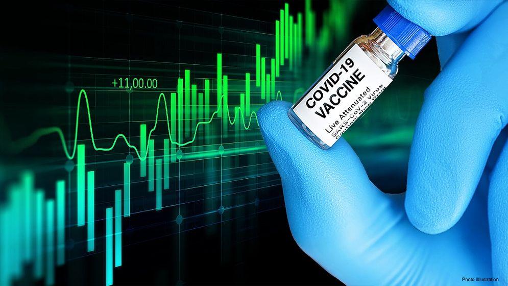 Vaksin COVID-19 mendorong IHSG di pasar modal / Wray.sk /Fox Business\n