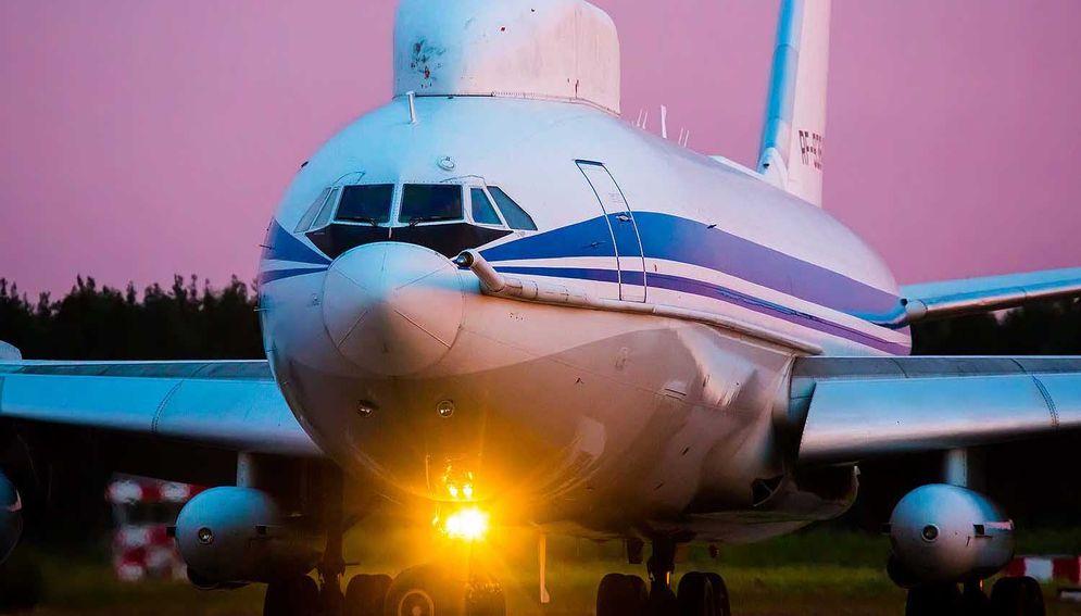 Il-80 Doomsday/Angkatan Udara Rusia\n