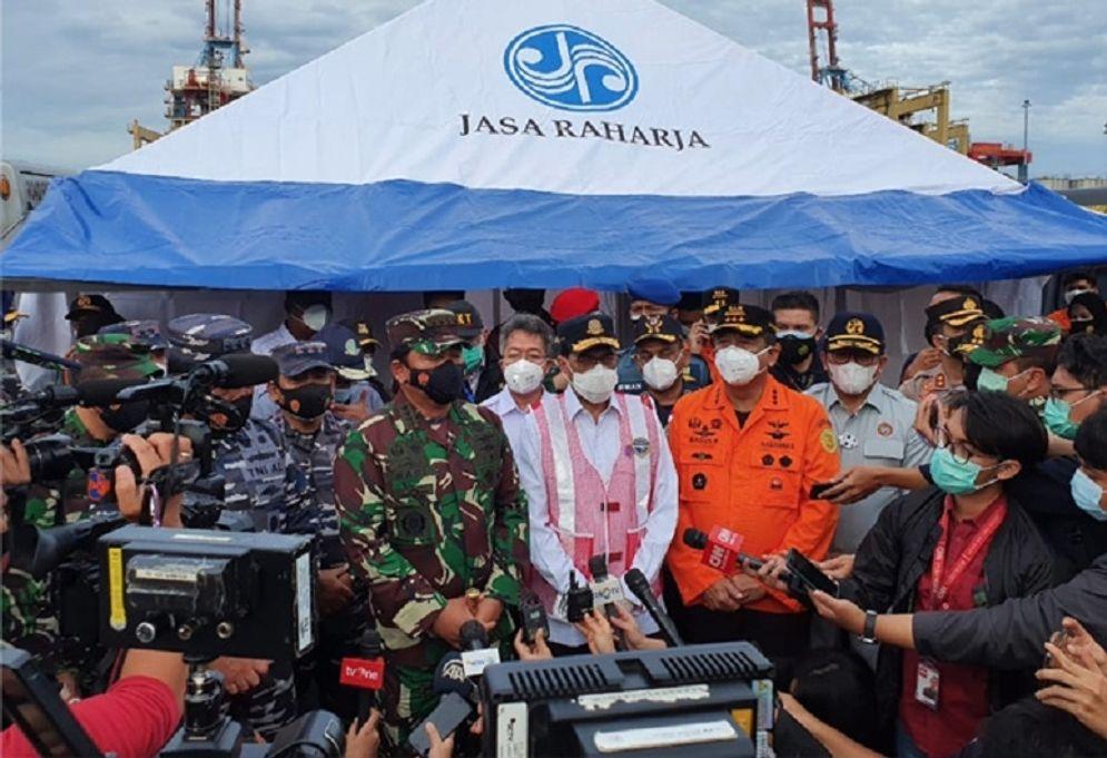 Jasa Raharja sudah memberikan santunan kepada keluarga korban jatuhnya pesawat Sriwijaya Air SJ-182 / Dok. Jasa Raharja\n