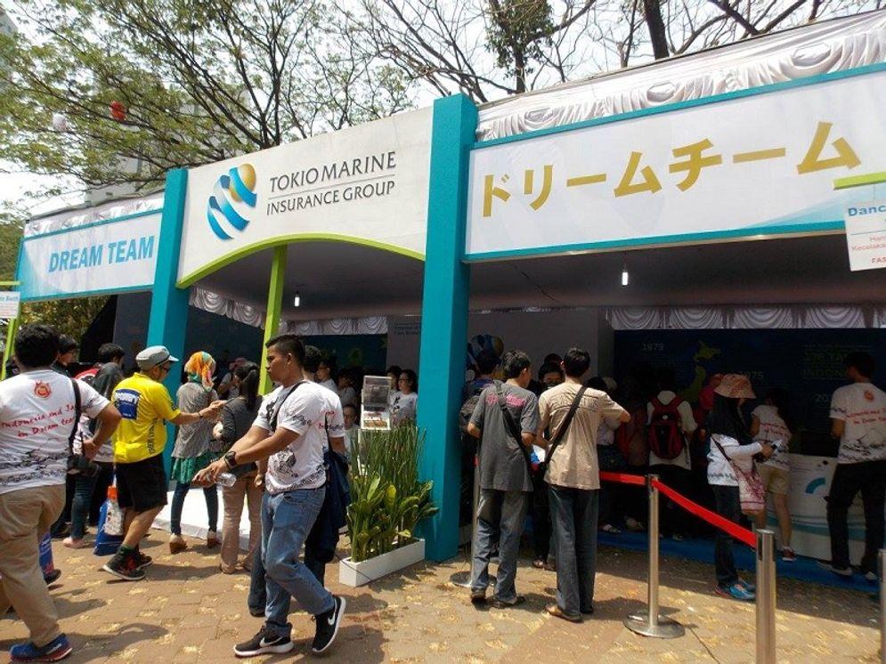 Asuransi Parolamas resmi ditutup lantaran dimiliki oleh Tokio Marine Insurance Group / Facebook @tokiomarine.id\n