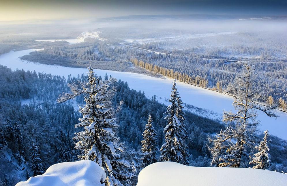Wilayah Siberia Timur/Discover Russia\n