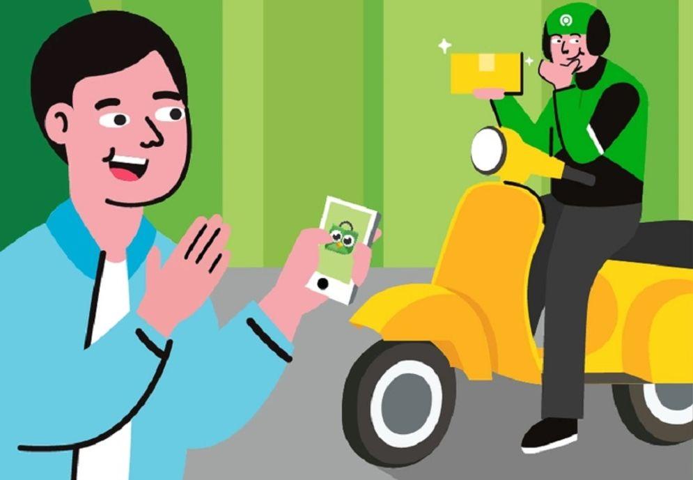 Ilustrasi merger PT Aplikasi Karya Anak Bangsa (Gojek) dengan Tokopedia / Dok. Gojek Indonesia\n