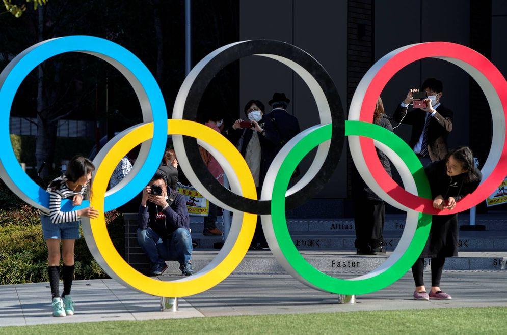 Olimpiade Jepang REUTERS/Naoki Ogura\n
