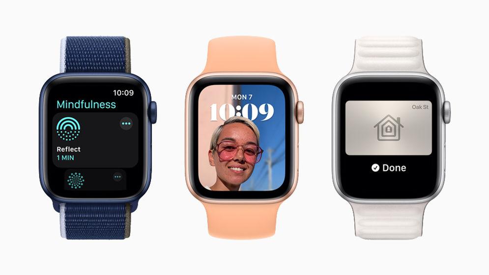 Apple akan hadirkan watchOS 8 untuk Apple Watch dengan fitur kesehatan terbaru/Apple.com\n