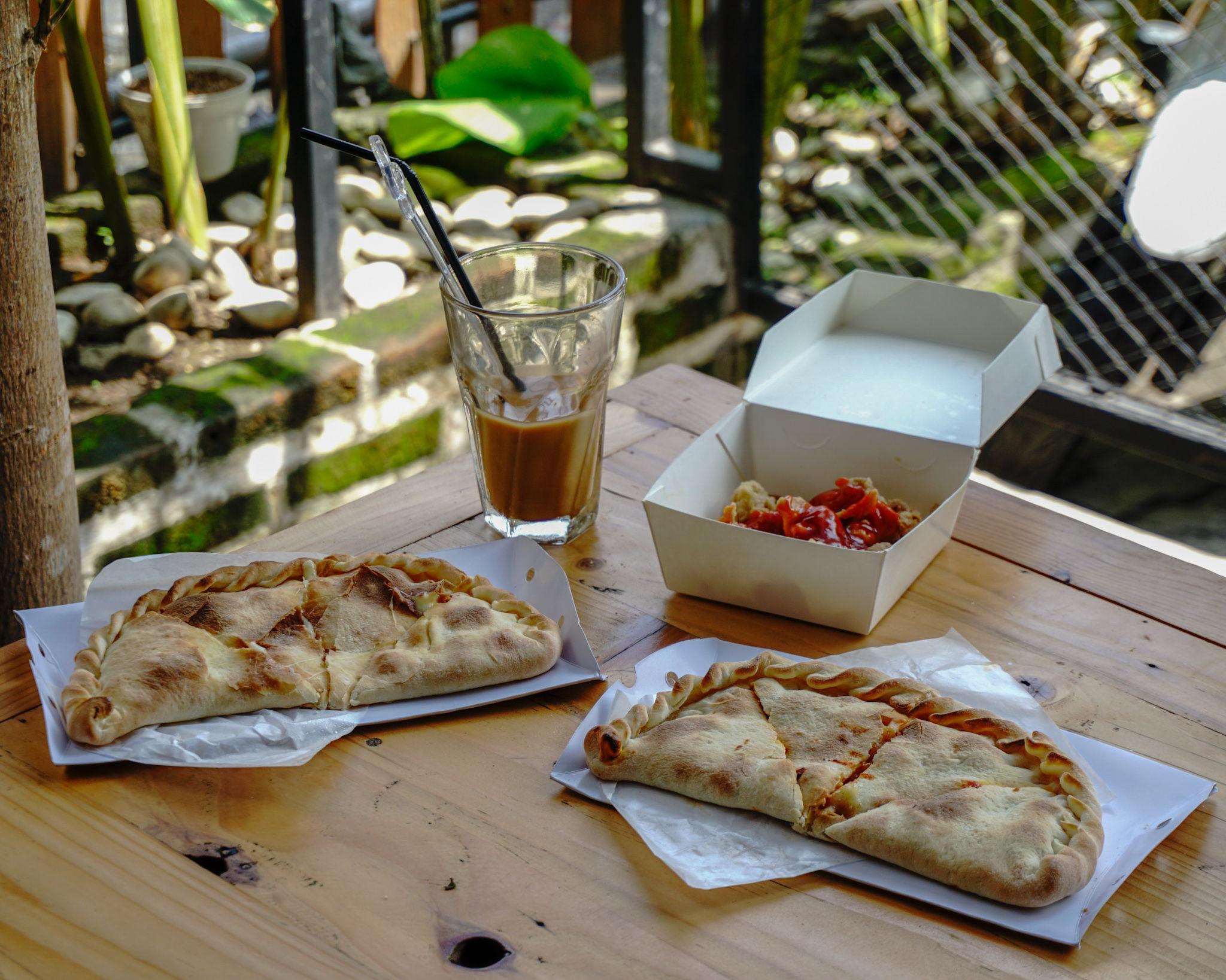 Cobain Makanan Unik ala Calzone Express di Yogyakarta