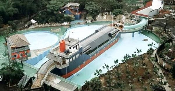 Di Sukabumi, Bisa Buka Puasa dengan Mochi es Krim Di Atas Kapal Pesiar!