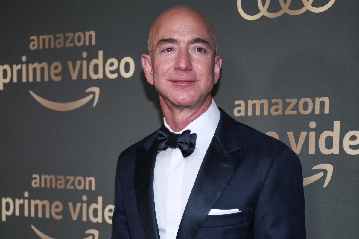 Pendapatan Amazon Tembus US$108,5 Miliar, Penjualan Meningkat 44 Persen
