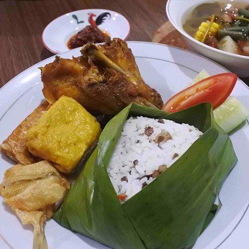 Kenyang Makan Paket Nasi Tutug Oncom ala Resto Doea Tjangkir Bogor