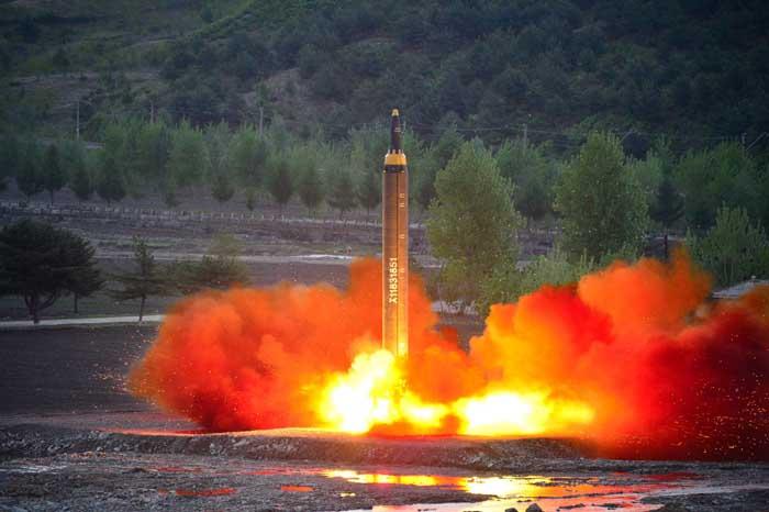 Korea Utara: Deklarasi Akhir Perang Korea Masih Prematur
