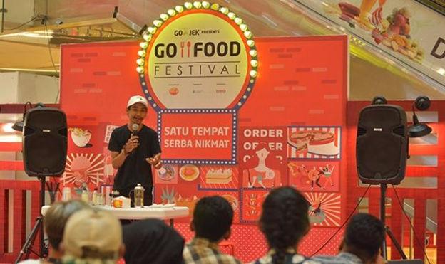 GoFood Festival: Tempat Nongkrong yang Memikat Masyarakat Surabaya
